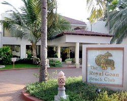 Royal Goan Beach Club at Benaulim from $214
